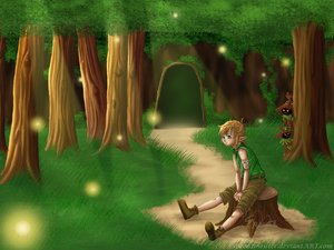 Legend_of_the_Lost_Woods_by_The_World_of_Hyrule